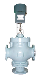 3Way Control Valve_Motor Operated