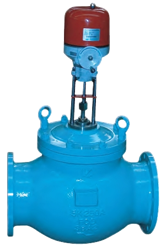 Control Valve_Motor Operated