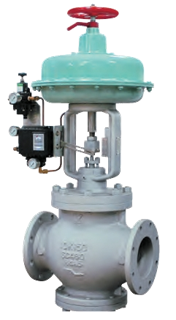 Control Valve_Pneumatic Operated