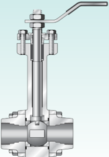 Cryogenic Ball Valve_Forged Steel