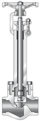 Cryogenic Globe Valve_Forged Steel
