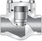Lift Check Valve_Forged Steel