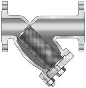 Y-Strainer_Cast Steel